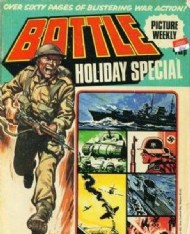Battle Picture Weekly Summer/Holiday Special  #1979