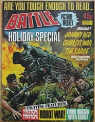 Battle Picture Weekly Summer/Holiday Special  #1980