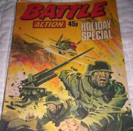 Battle Picture Weekly Summer/Holiday Special #1981