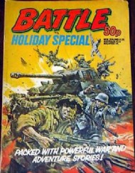 Battle Picture Weekly Summer/Holiday Special  #1982