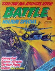 Battle Picture Weekly Summer/Holiday Special  #1983