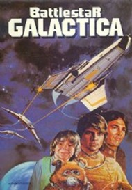 Battlestar Galactica Annual (See Also Mission Galactica) 1979 #1979