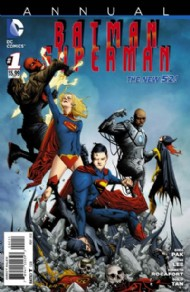 Batman/Superman Annual 2014 #1