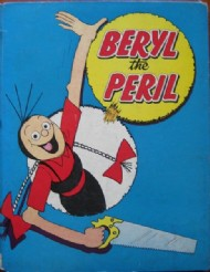 Beryl the Peril Annual  #1959