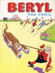 Beryl the Peril Annual  #1965
