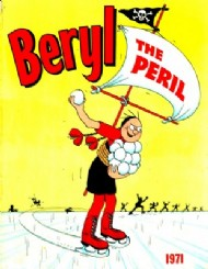Beryl the Peril Annual  #1971