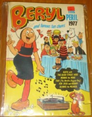 Beryl the Peril Annual  #1977
