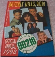Beverley Hills 90210 Official Annual  #1993
