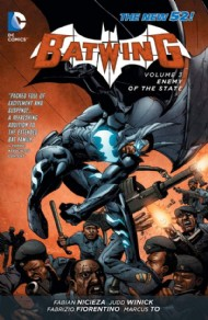 Batwing: Enemy of the State 2014 #3