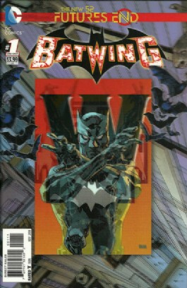Batwing: Futures End #1