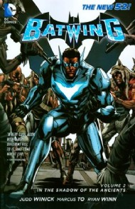 Batwing: in the Shadow of the Ancients 2013 #2