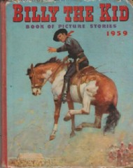 Billy the Kid Book of Picture Stories  #1959