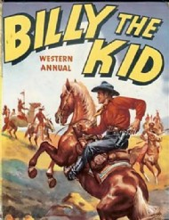 Billy the Kid Western Annual  #1957