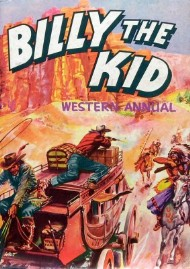 Billy the Kid Western Annual  #1958