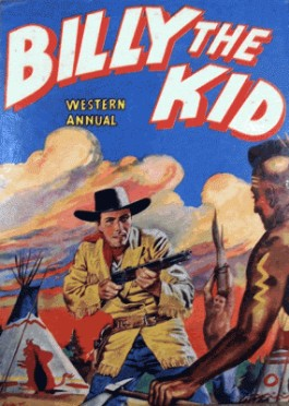 Billy the Kid Western Annual #1959