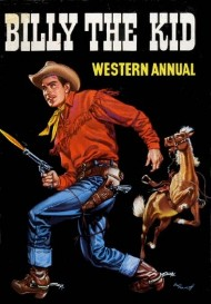 Billy the Kid Western Annual  #1961