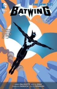 Batwing: Welcome to the Family 2014 #3