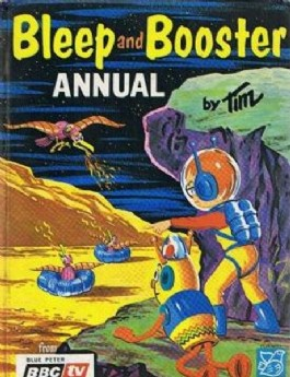Bleep and Booster Annual #1968