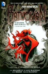 Batwoman: to Drown the World 2013 #2