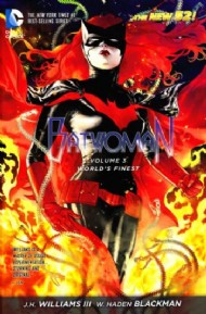 Batwoman: World's Finest 2013 #3