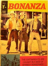 Bonanza (2nd Series) 1970 - #2