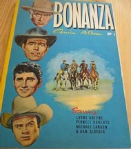 Bonanza Comic Album 1964 #1