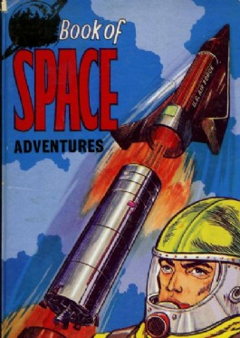 Book of Space Adventures #1963