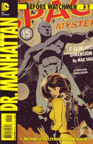 Before Watchmen: Dr. Manhattan 2012 - 2014 #2