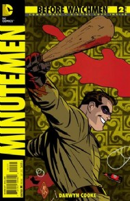 Before Watchmen: Minutemen 2012 - 2013 #2