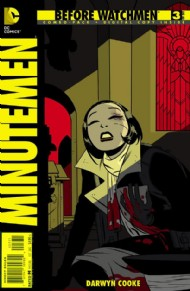 Before Watchmen: Minutemen 2012 - 2013 #3