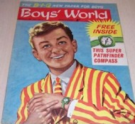 Boys' World (Volume 1) 1963 - 1964 #1