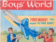 Boys' World (Volume 1) 1963 - 1964 #3