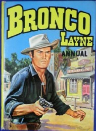 Bronco Layne Annual  #1960