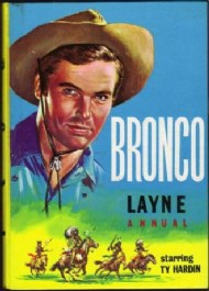 Bronco Layne Annual  #1961