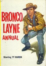 Bronco Layne Annual  #1962