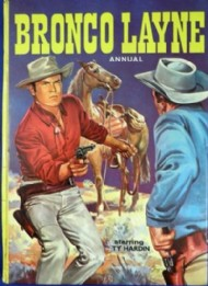 Bronco Layne Annual  #1963