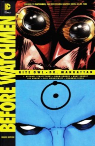 Before Watchmen: Nite Owl/Dr. Manhattan 2013