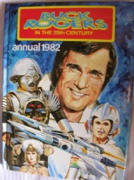 Buck Rogers Annual  #1982