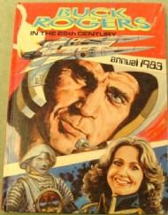 Buck Rogers Annual  #1983