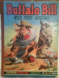 Buffalo Bill Wild West Annual  #1951