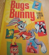 Bugs Bunny Comic Album 1964 #2