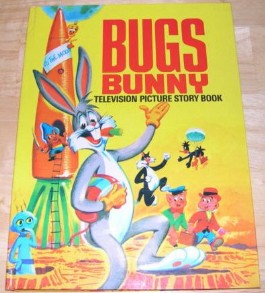 Bugs Bunny Television Picture Storybook #1971