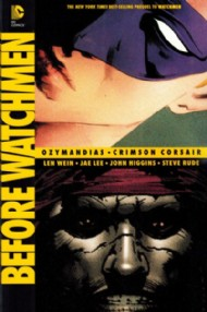 Before Watchmen: Ozymandias/Crimson Corsair 2013