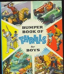 Bumper Book of Thrills for Boys #1963
