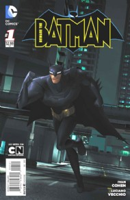 Beware the Batman 2013 - 2014 #1