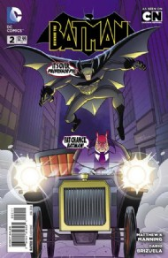 Beware the Batman 2013 - 2014 #2