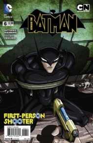 Beware the Batman 2013 - 2014 #6