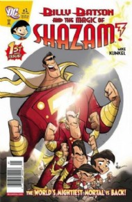 Billy Batson and the Magic of Shazam! 2008 - 2010 #1