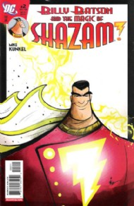 Billy Batson and the Magic of Shazam! 2008 - 2010 #2