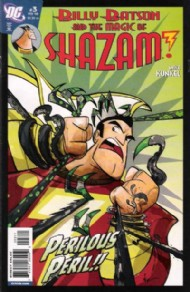 Billy Batson and the Magic of Shazam! 2008 - 2010 #3